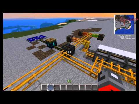 Tekkit, How to make an automatic Smelter