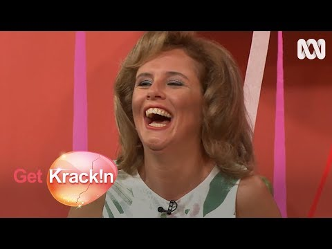 Get Krackin: Beauty Krackspert Helen Bidou (Anne Edmonds)