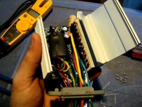 EBIKE Opening a 36v brushless motor controller