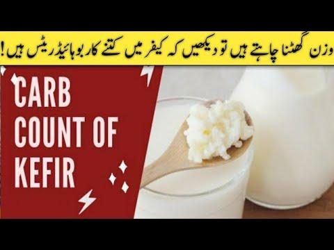 Glucose content of Kefir (urdu)
