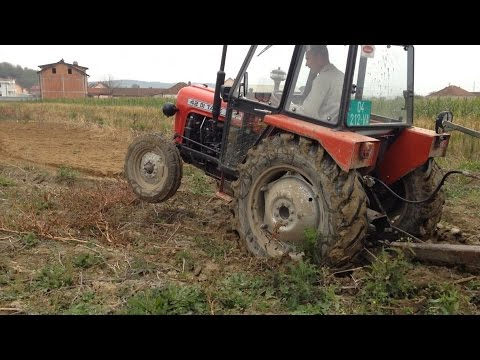 Tractor Tafe 42 DI Perfect Conditions and Good Power