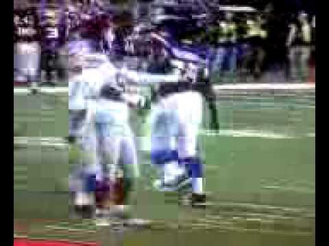 NY Giants Barry Cofield Sac Taser Dance