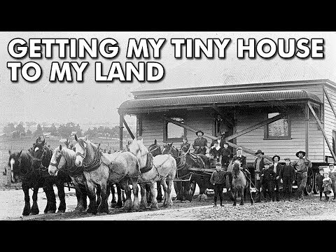Tiny House Build: Step #13 - Getting To My Land