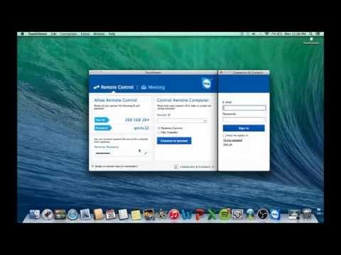 TeamViewer Installation Guide: Mac