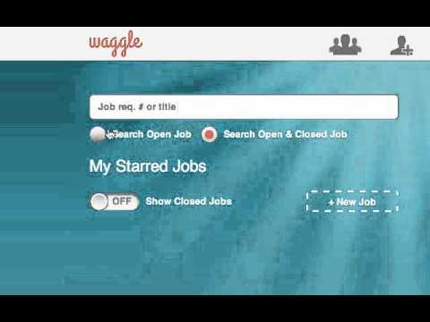 Searching Job Folders