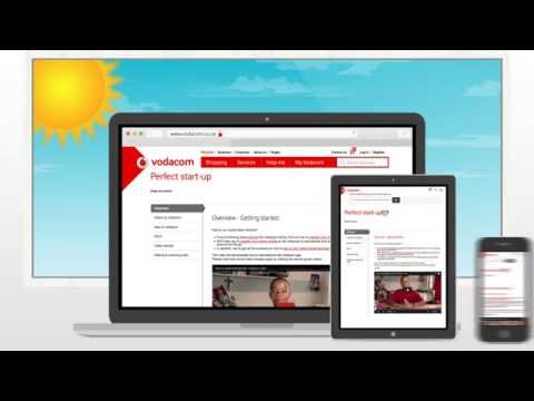 Vodacom Online: Why Buy Online at Vodacom.co.za?