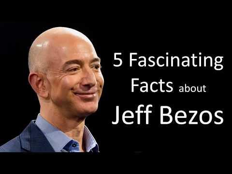 Jeff Bezos: Fascinating Facts