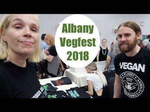 Albany Vegfest 2018