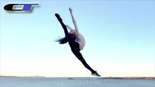 OMG FLEXIBLE GIRLS (The Most Fantastic & Incredible Kids Showing Off Flexibility And Strength)
