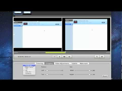 [DVD Burner] How to burn Videos to DVD Disc or DVD File on Mac OS X