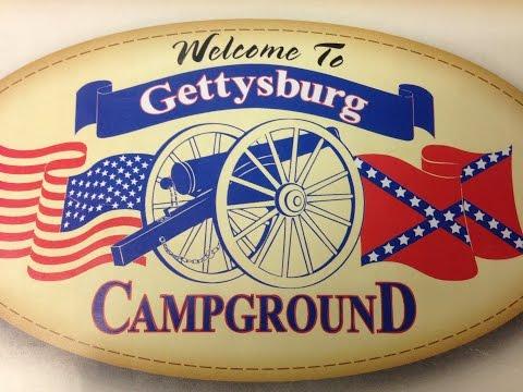 Sneak Peek at Gettysburg Campground PA Pennsylvania RV Park Camping