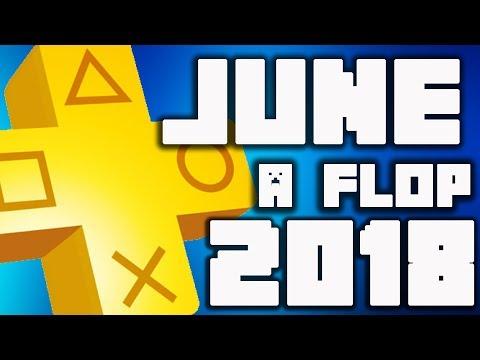 PS PLUS JUNE 2018 PS4 RUMOR - NO MORE FREE GAMES PS VITA RIP