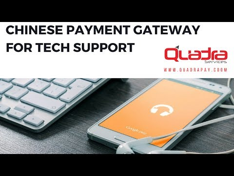 Chinese Payment Gateway For Tech Support - High Risk Merchant Account