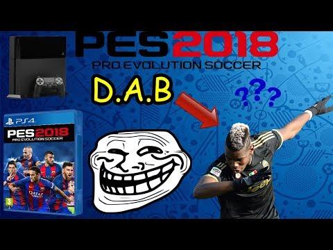 Pro Evolution Soccer 2018 Online Beta 🎮 - PS4 /🏅#Pogba_D.A.B 😱 /
