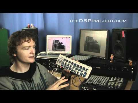 MIDI Controller basics tutorial - The DSP Project