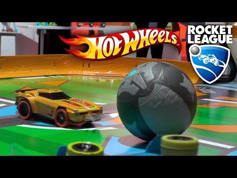 Hotwheels R/C Rocket League Toys