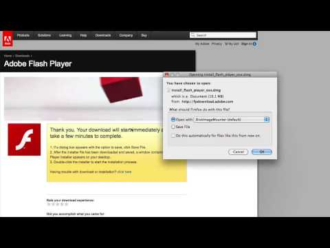 How to Update Flash Player on Mac