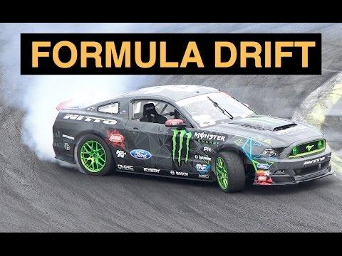Formula Drift - Engineering A Drift Car