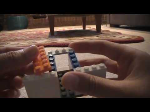 How to build a lego nerf scope pt 2