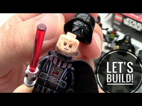 LEGO Star Wars: Darth Vader Transformation 75183 - Let's Build!