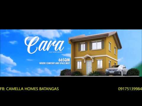 CARA Model House   CAMELLA Easy Homes