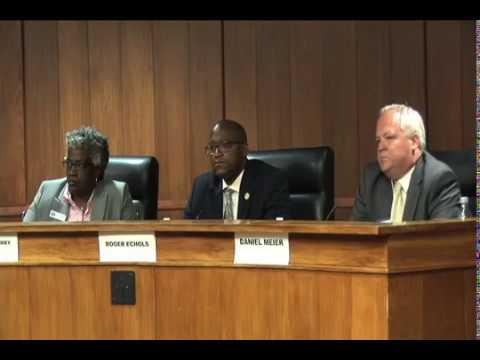 Durham DA Debate, NCCU School of Law