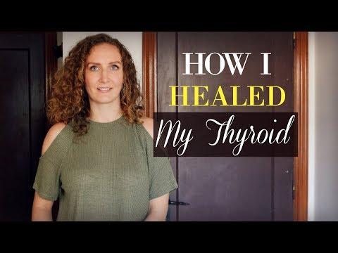 How I Healed My Thyroid