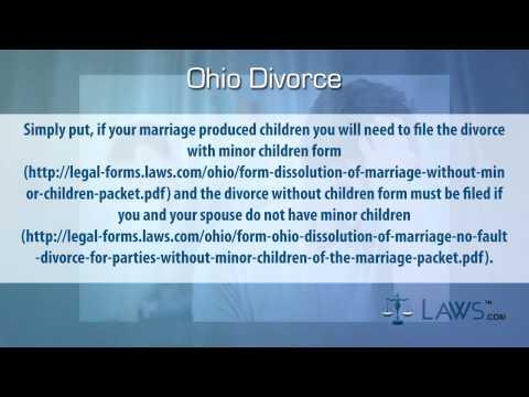 Ohio Divorce