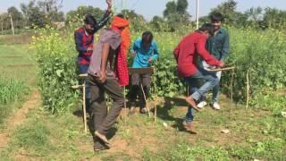 lal pili chundi vadi gaman santhal latest song comedy funny dance Hd Video