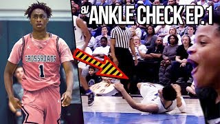 "ANKLE CHECK EP.1: DJ Houston VS Jules Bernard | ""Houston We Have A Problem"""