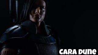 Cara Dune - Black Series - Custom Repaint