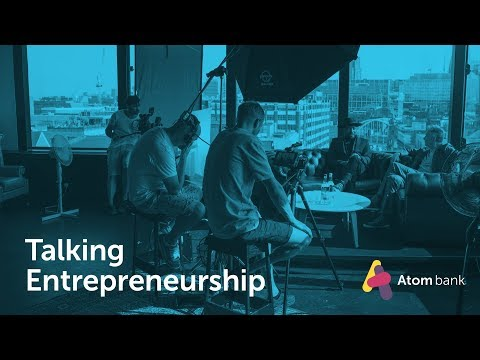 Talking entrepreneurship