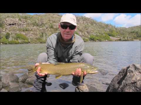 Fly Fishing Tasmania's Chudleigh Lakes