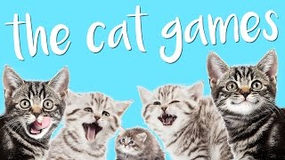 BEST GAME EVER MADE!! | The Cat Games