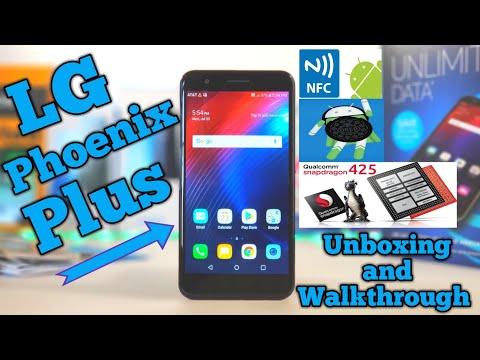 LG Phoenix Plus Detailed Unboxing and Complete Walkthrough