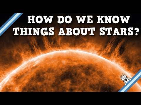 How Do We Know Things About Stars?