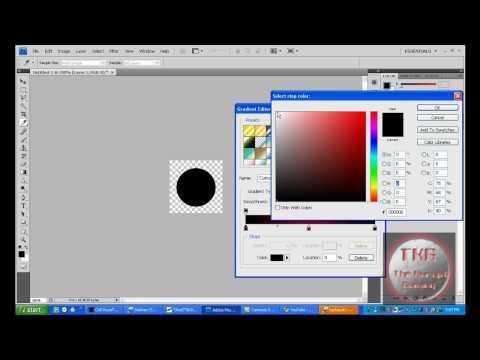 Adobe PhotoShop CS4 Icon Creation