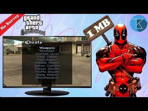 How to install cheat menu in GTA SA   GTA SA   Techno Buzzer