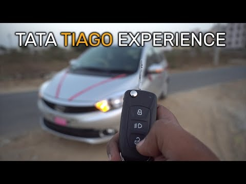 TATA TIAGO DIESEL USER OWNERSHIP REVIEW | MY 1'ST NEW CAR
