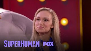 Alyssa Can Unscramble Any Word In Seconds | Season 1 Ep. 3 | SUPERHUMAN