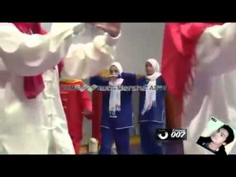 Xxx Mp4 AMAZING MUSLIM HIJAB GIRLS DOING WUSHU 3gp Sex