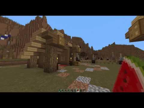 IniziCraft Minecraft Server - All The Warps!