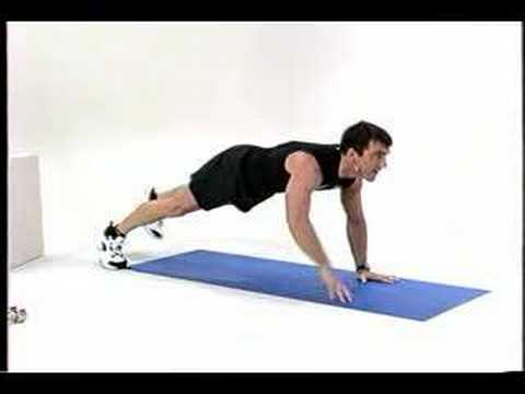 Get ROCK HARD Abs!!! The Complete Home Workout