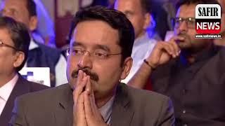Prakash raj cine actors ne yogi pro anchor ki bolti band kardi