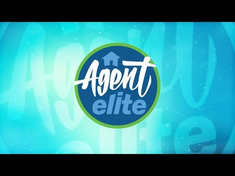 Agent Elite: Agent & Company Info: Easily add your info, name, address, phone, email, etc. (part 1)