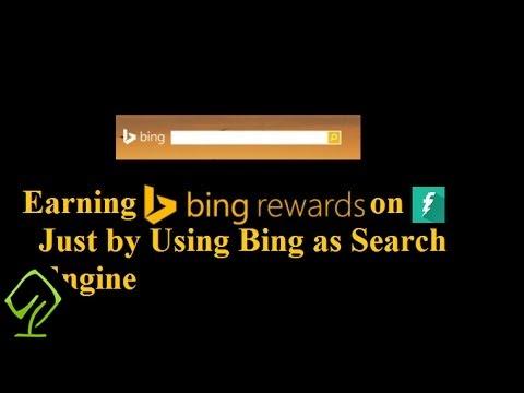 Earn Money using Bing Search in India