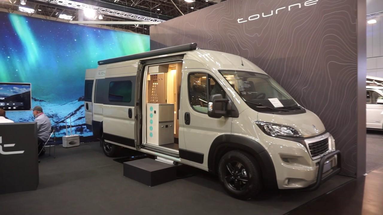 Cold weather camper van : Tourne