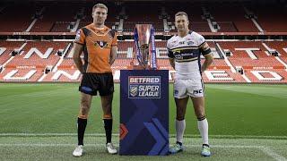 Leeds Rhinos v Castleford Tigers Betfred Super League Grand Final 2017