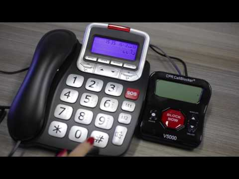 How to Block Withheld / Private Numbers on a CPR Call Blocker