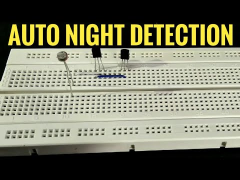 DIY - How to make Day/Night Detector